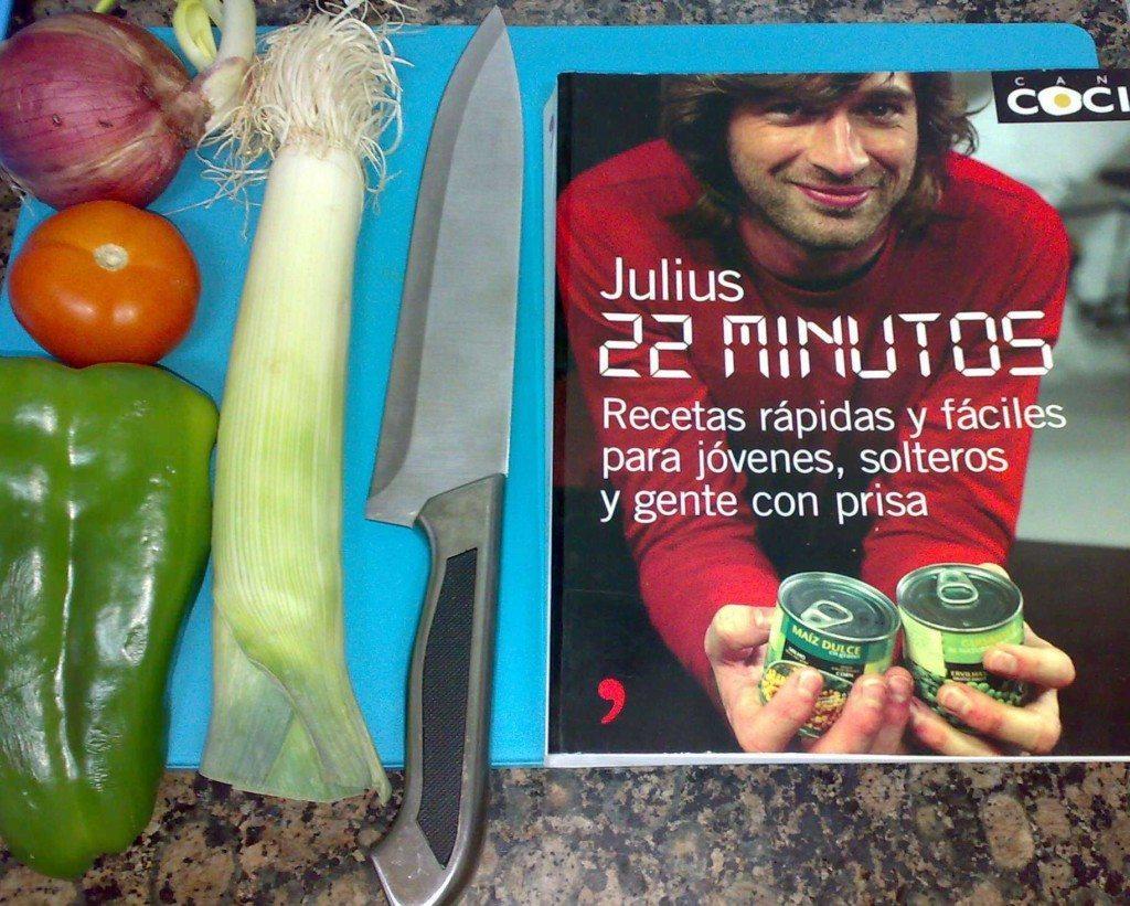 22 Minutos, de Julius (Canal Cocina)