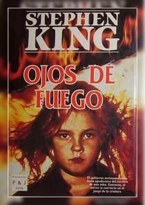 Ojos de Fuego, de Stephen King