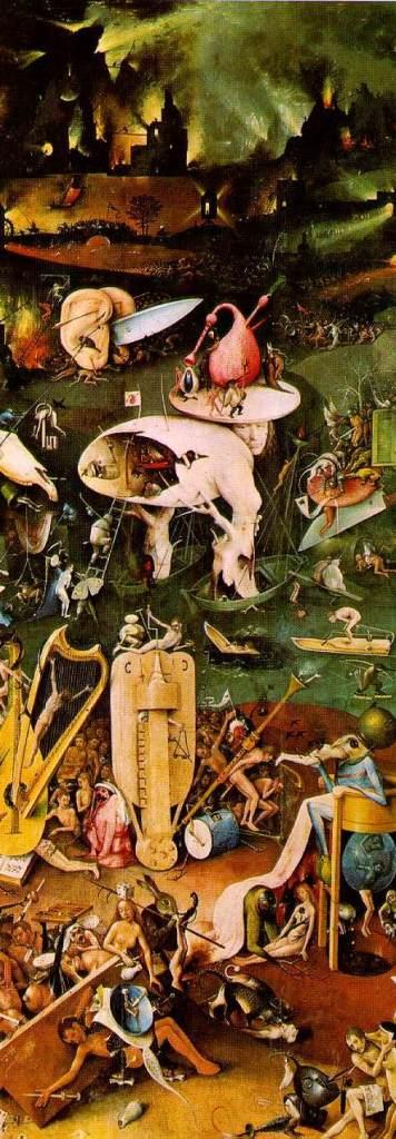Hieronimus Bosch - El Infierno