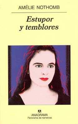 Estupor y temblores, de Amélie Nothomb