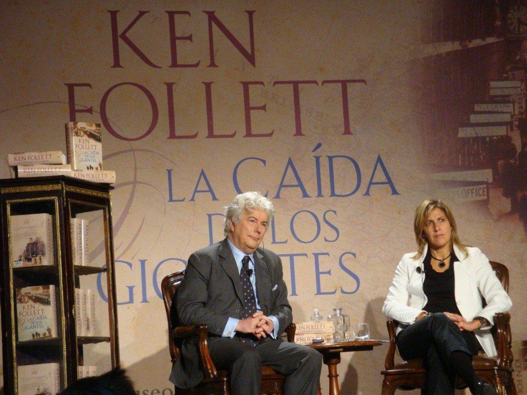 Presentacion Ken Follet