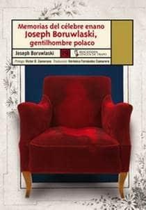 Memorias del célebre enano Joseph Boruwlaski