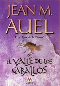el valle de los caballos - jean m auel