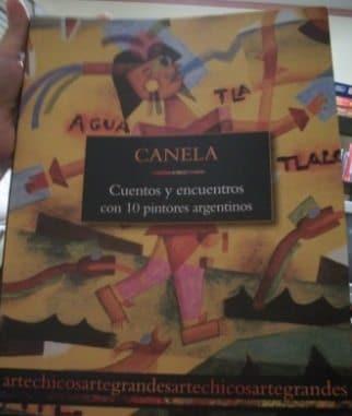 cuentos y encuentros con diez pintores argentinos