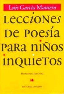 lecciones de poesía para niños inquietos