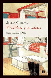 flora poste y los artistas - stella gibbons