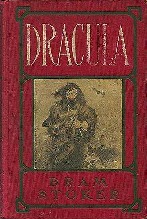 dracula - bram stokerbook