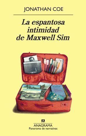 La espantosa intimidad de Maxwell Sim