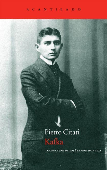 Kafka_Pietro_Citati_cubierta
