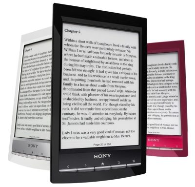 Sony Reader PRS T1