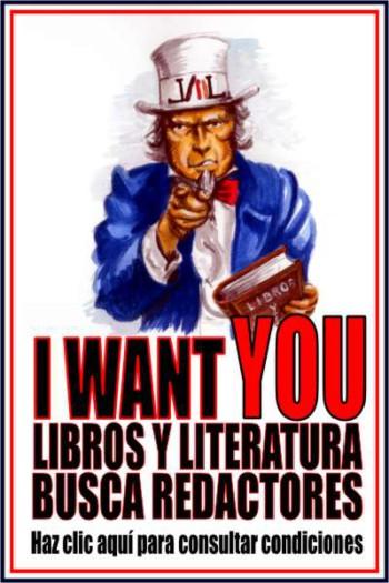 ¿Quieres recibir libros gratis y cobrar por leer? ¡Apúntate a Libros y Literatura!
