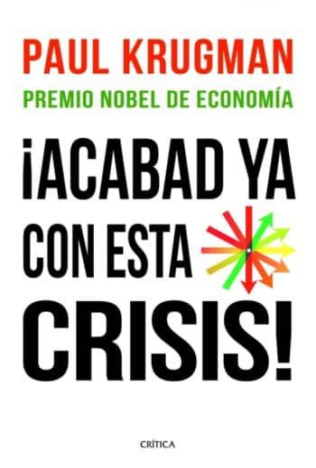 Acabad ya con esta crisis
