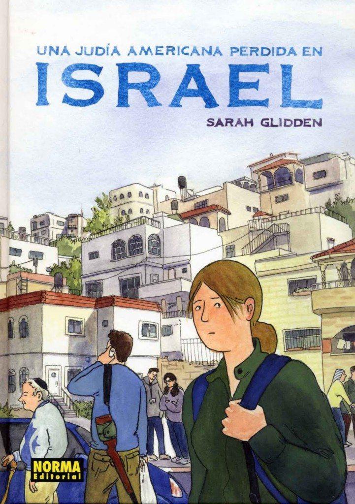 Una judía americana perdida en Israel