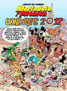 Mortadelo y Filemón. Londres 2012