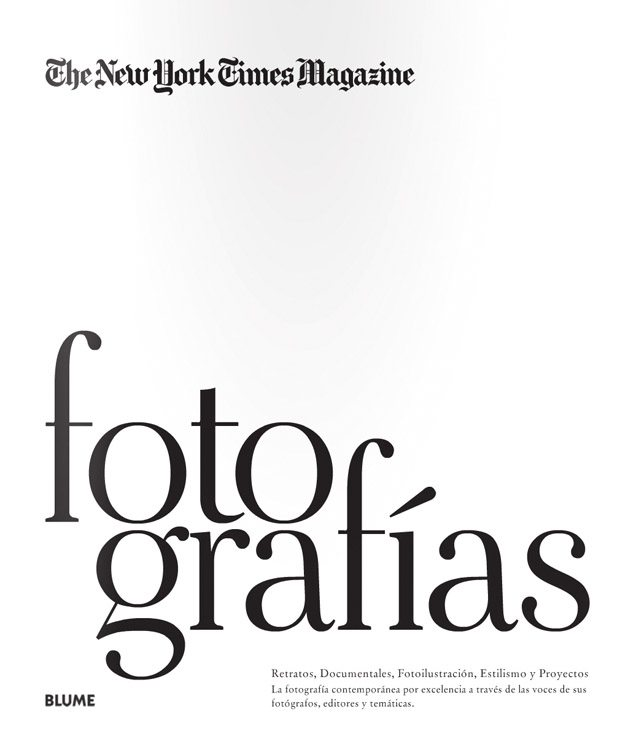 Fotografías. The New York Times Magazine