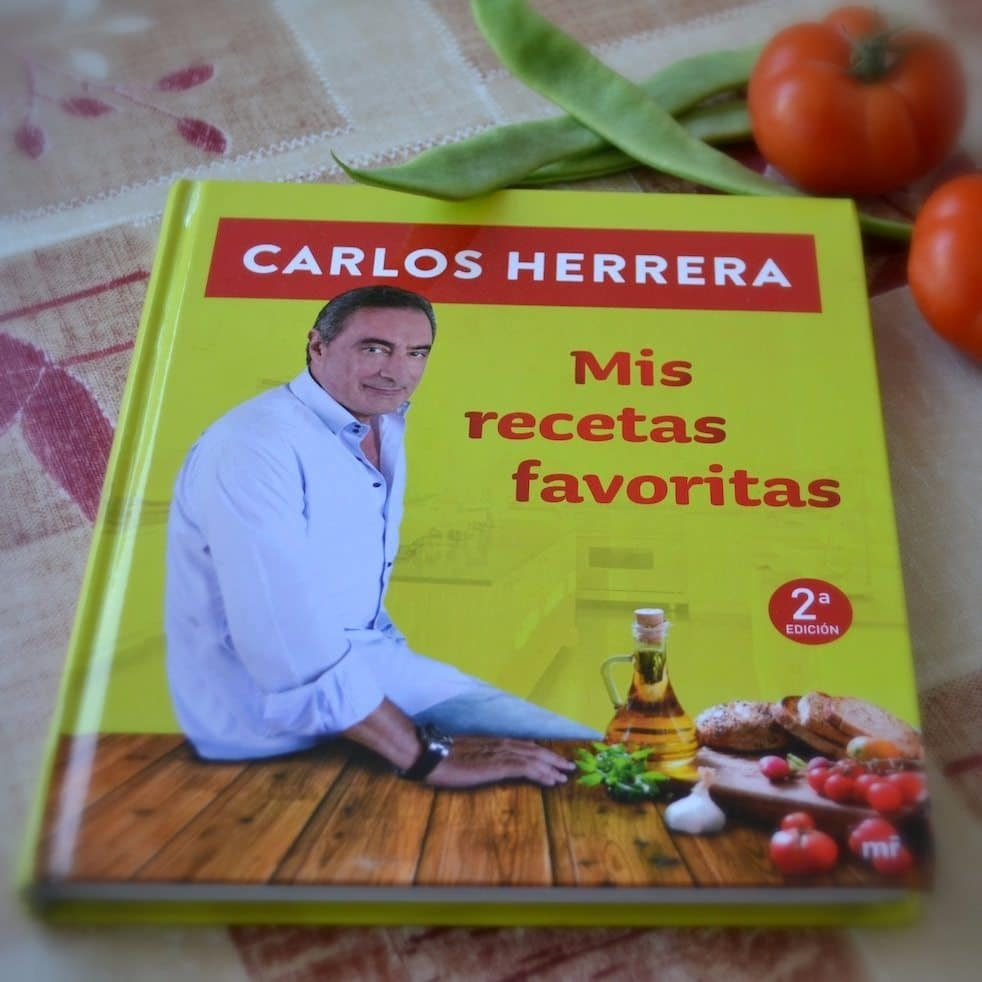 Portada de Mis recetas favoritas
