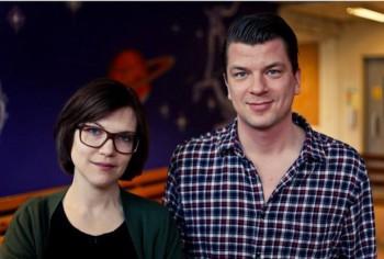 Entrevista a Mats Strandberg y Sara B. Elfgren