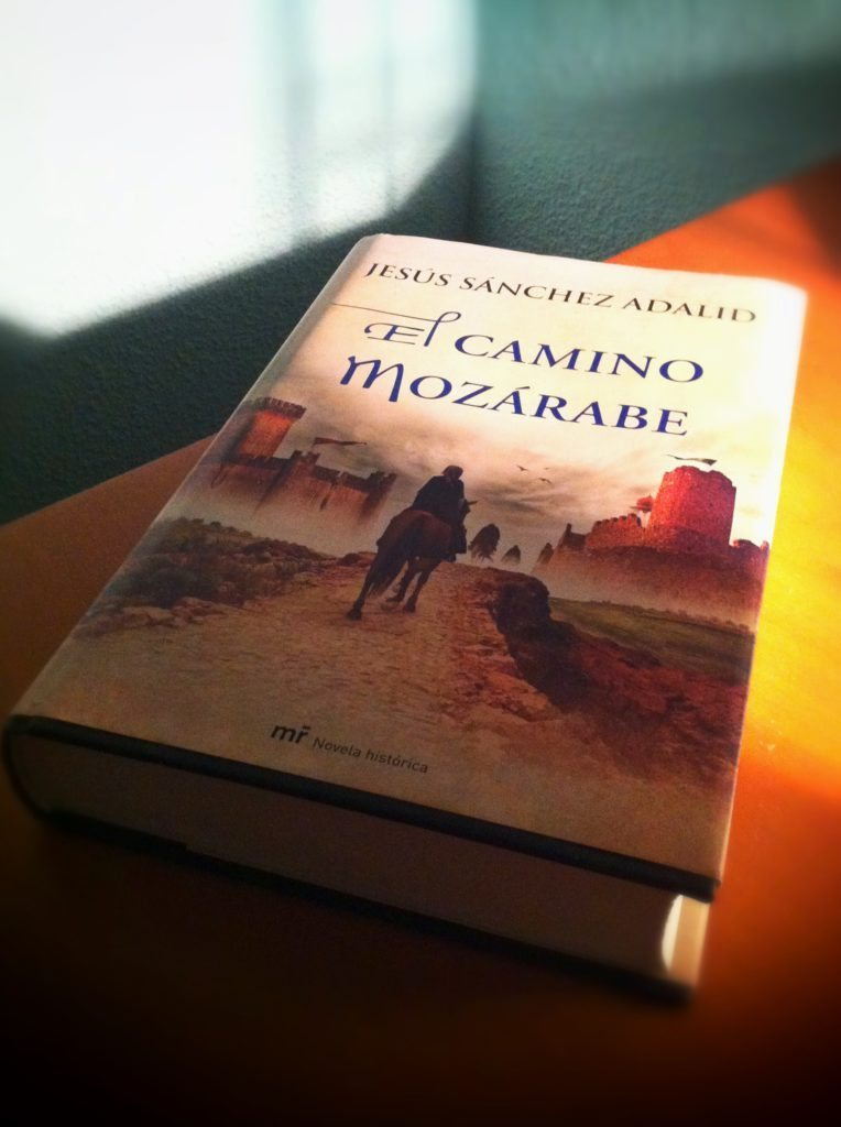 Portada de El camino mozarabe, de Jesus Sanchez Adalid