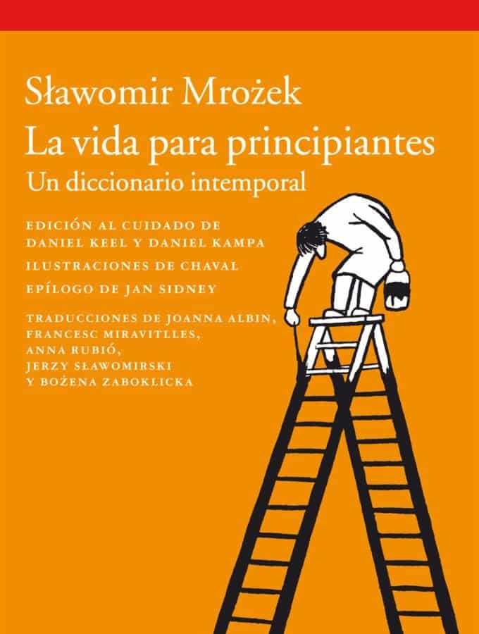 La-vida-para-principiantes-Slawomir-Mrozek_cubierta