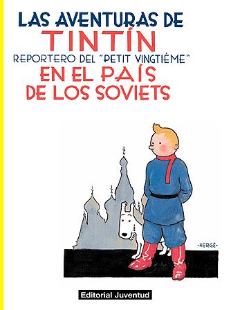 tintin-soviets