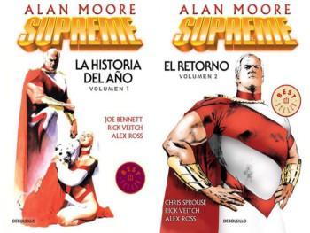 Supreme (volúmenes 1 y 2)