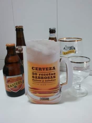 Cerveza: 30 recetas dulces y saladas