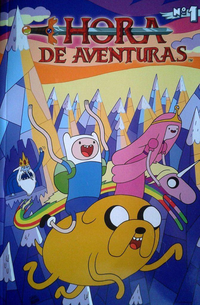 hora de aventuras 1