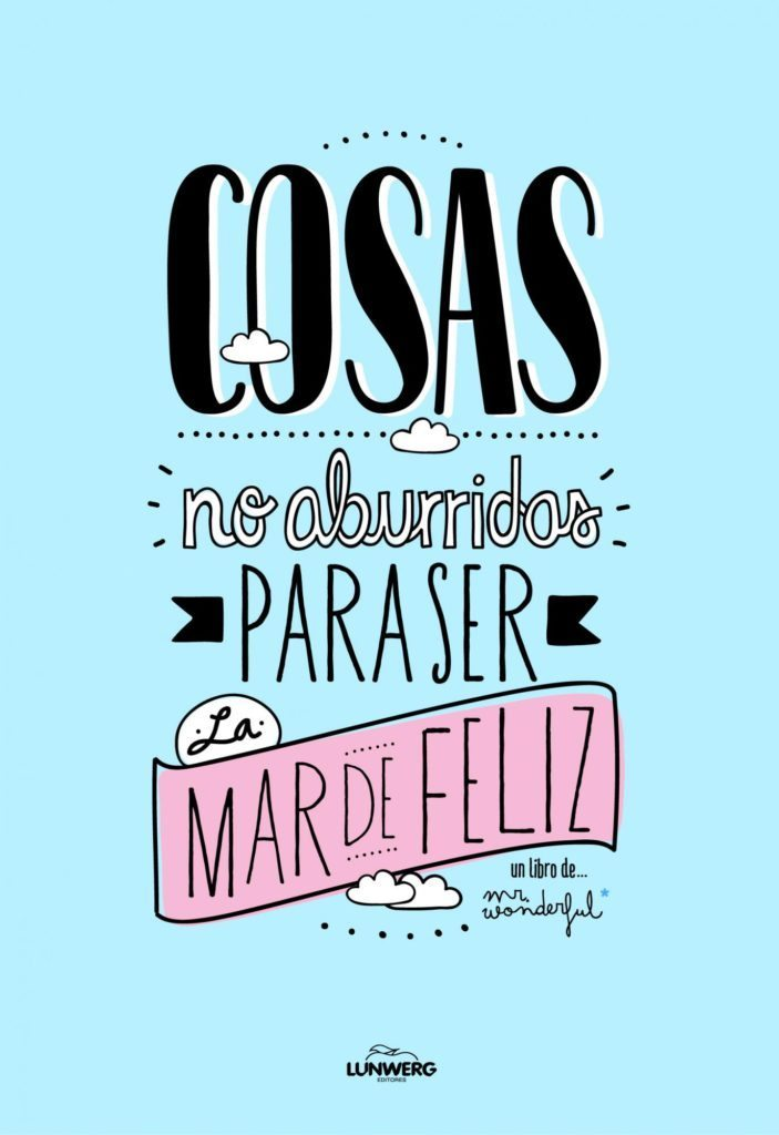 Mr Wonderful Libros Y Literatura