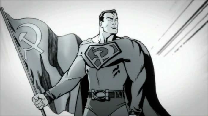 superman hijo rojo 1