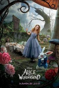 Alicia en el país de las maravillas película