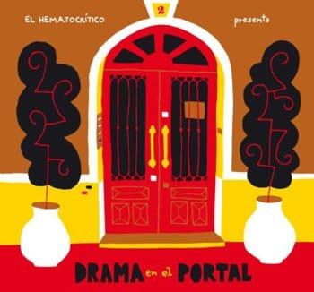 drama en el portal