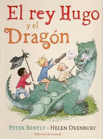 el rey hugo y el dragon