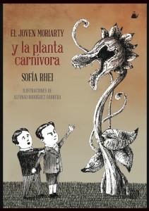 El-joven-Moriarty-y-la-planta-carnívora