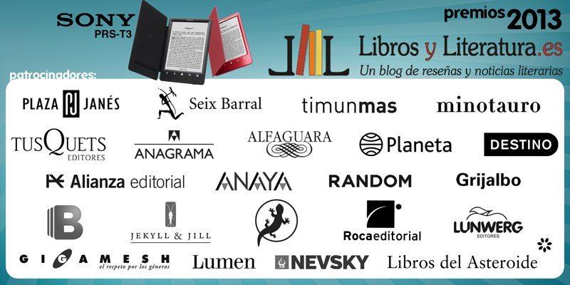 Premios Libros y Literatura B