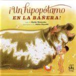 Un hipopotamo en la bañera