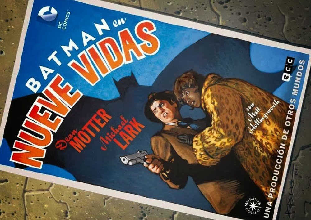 batman nueve vidas