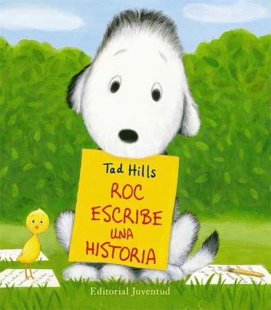 roc escribe una historia