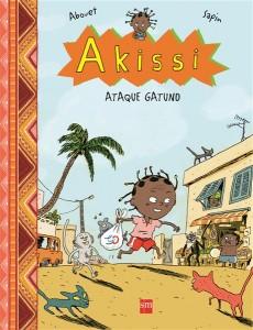Akissi: ataque gatuno
