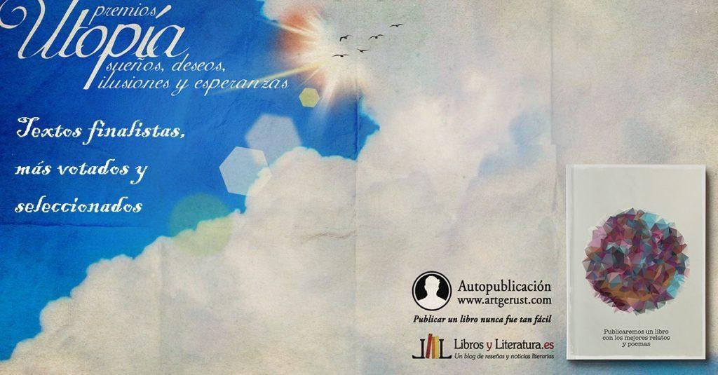 Haz clic para ver los textos finalistas y los seleccionados para la antología de relatos
