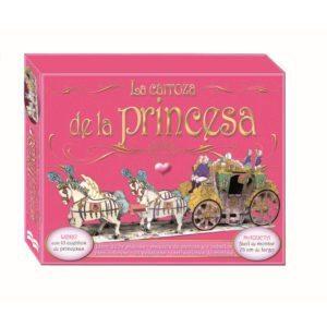 la carroza de la princesa