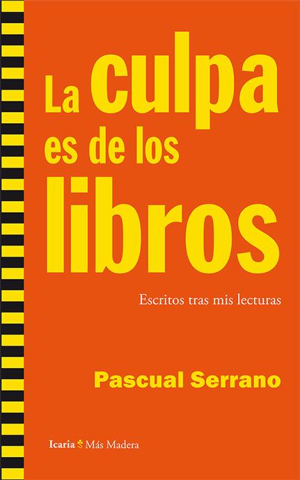 la culpa es de los libros