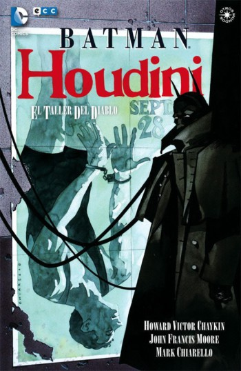 batman - houdini