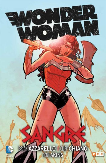 Wonder Woman. Sangre
