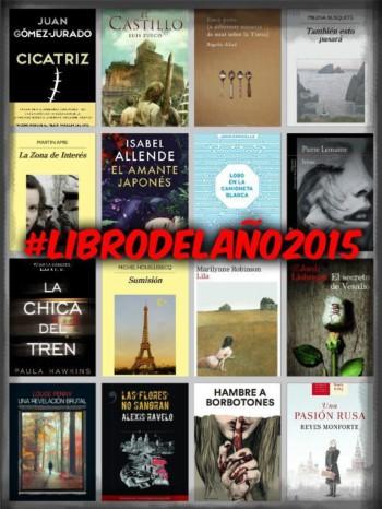 """Libros y Literatura busca el """"Libro del año 2015"""""""