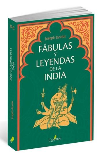 Fábulas y leyendas de la India, de Joseph Jacobs