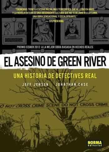El asesino de Green River, de Jeff Jensen y Jonathan Case