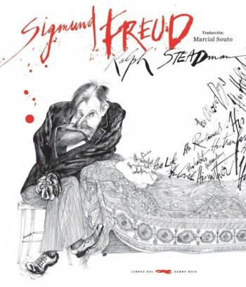 Sigmund Freud, de Ralph Steadman