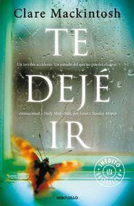 Te dejé ir, de Clare Mackintosh