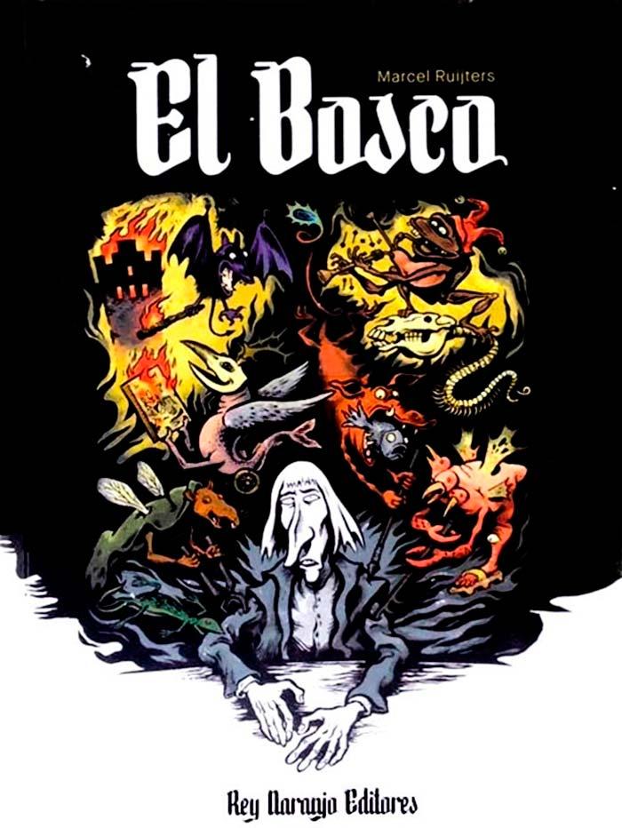 El Bosco, de Marcel Ruijters