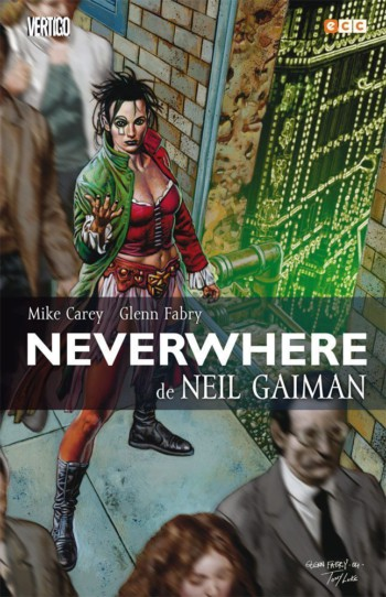 Neverwhere, de Neil Gaiman